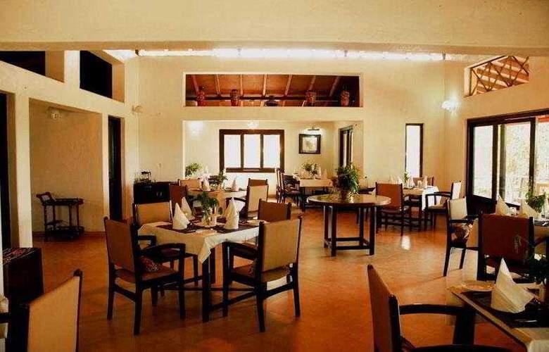 Infinity Bandhavgarh Wilderness - Restaurant - 6