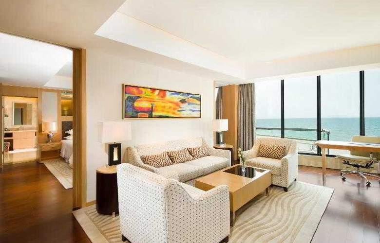 Sheraton Golden Beach Resort Yantai - Hotel - 37