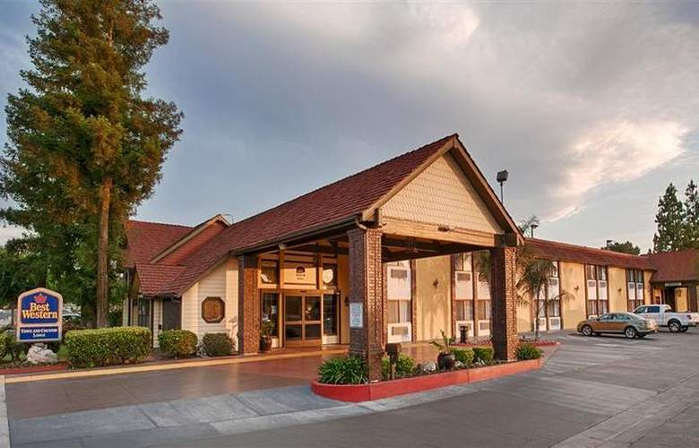 Best Western Town & Country Hotel - Hotel - 40
