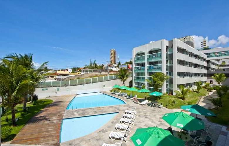 Nobile Suites Ponta Negra Beach - Pool - 14