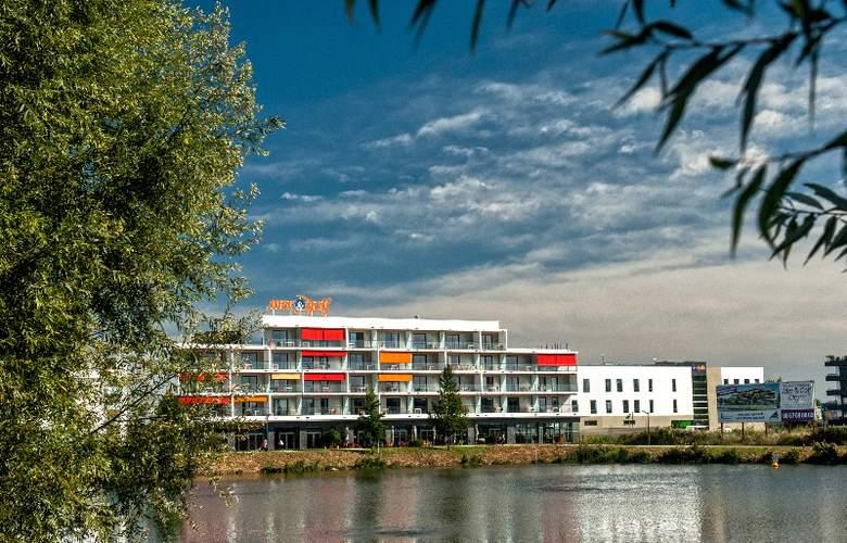 Mer et Golf Appart-Hotel Bordeaux Lac - Bruges - Hotel - 7