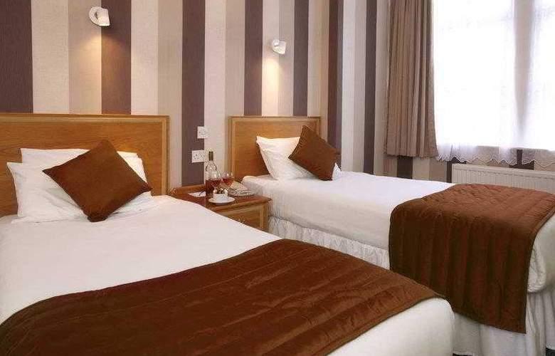 Best Western Cumberland - Hotel - 54