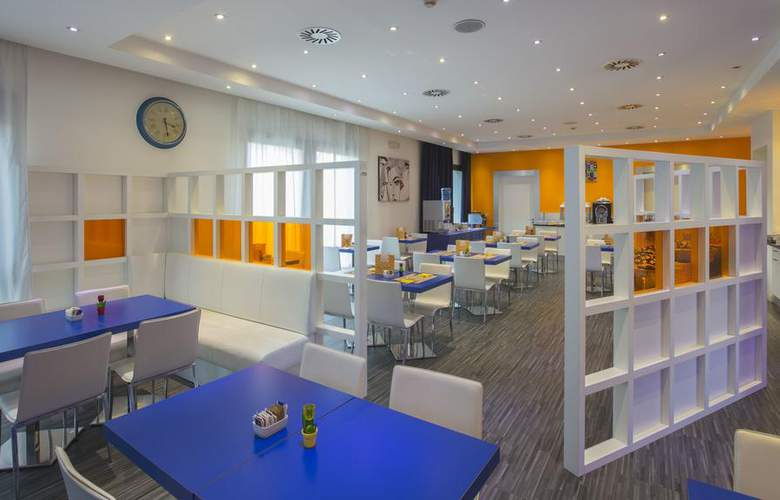 Holiday Inn Express Roma - Est - Restaurant - 6