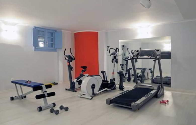 Kythira Golden Resort - Sport - 22