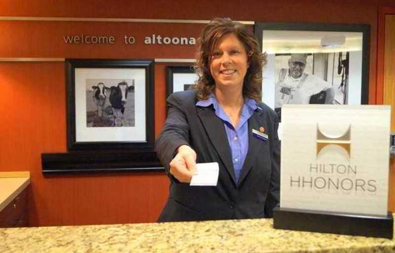 Hampton Inn Altoona - Hotel - 2