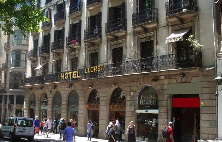 Lloret Ramblas - Hotel - 0