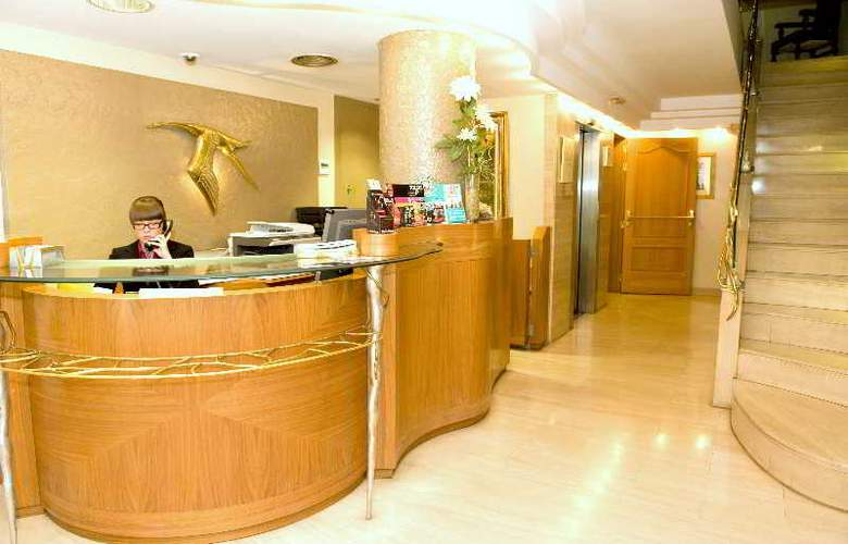 Hispanos 7 Suiza Apartament-Restaurant - General - 3