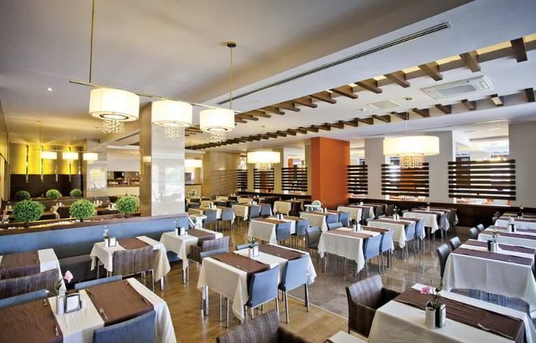 Seher Sun Palace - Restaurant - 14