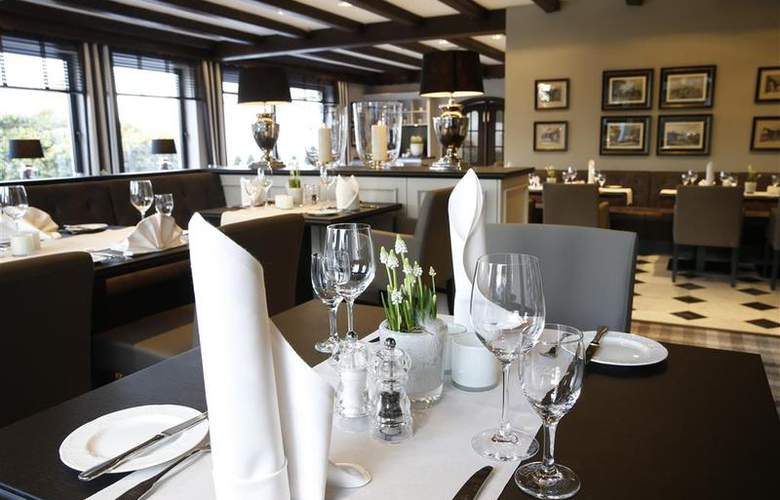 Best Western Parkhotel Wittekindshof - Restaurant - 25