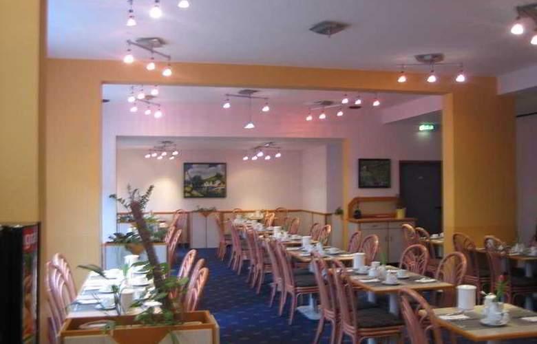 Achat Hotel Airport-Frankfurt - Restaurant - 4