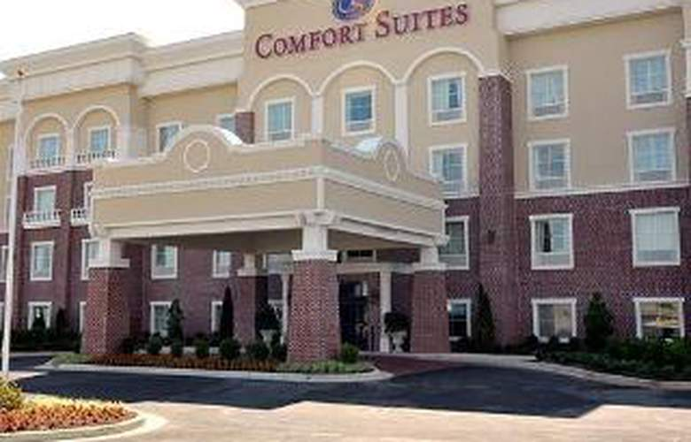 Comfort Suites West Memphis I-40 I-55 - Hotel - 0
