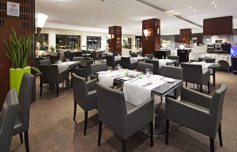NH Leonardo Da Vinci Rome - Restaurant - 37