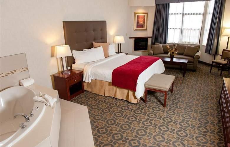 Best Western Brant Park Inn & Conference Centre - Room - 93