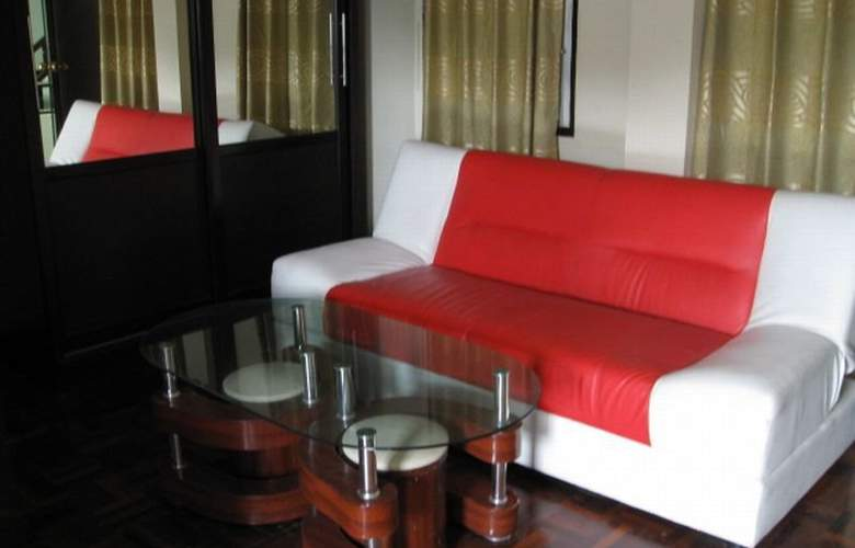 Joe Palace Beach Living Jomtien Pattaya - Room - 5