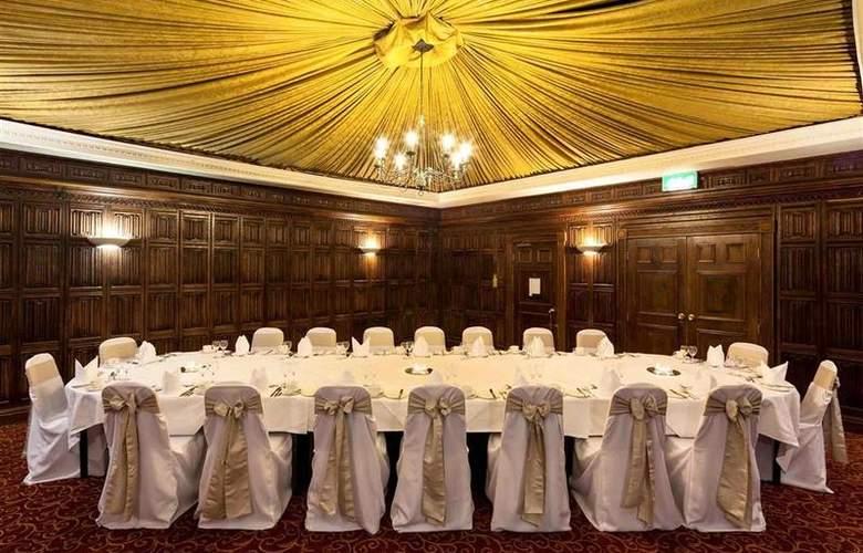 Mercure York Fairfield Manor - Hotel - 29