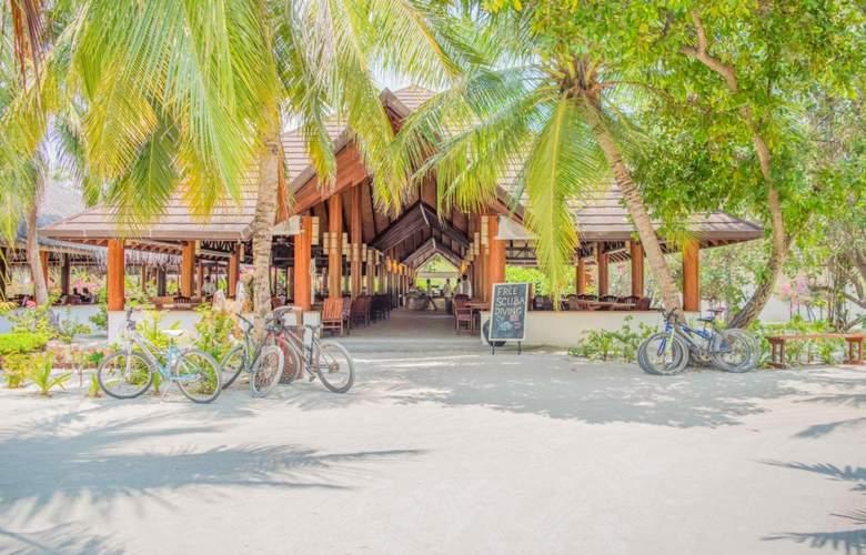 Palm Beach Resort & Spa Maldives - Restaurant - 25