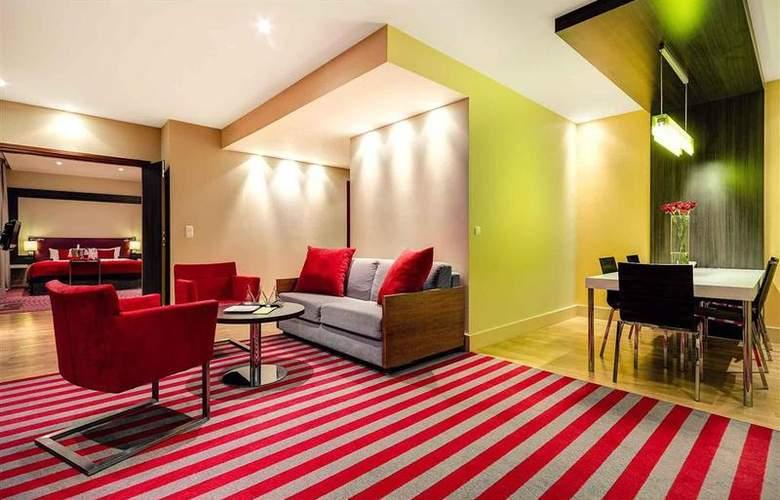 Mercure Warszawa Grand - Room - 34