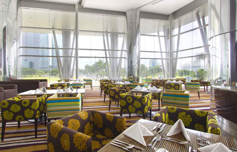 Acacia Hotel Manila - Restaurant - 0