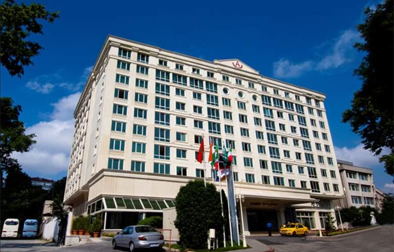 Akgün Istanbul otel - Hotel - 0