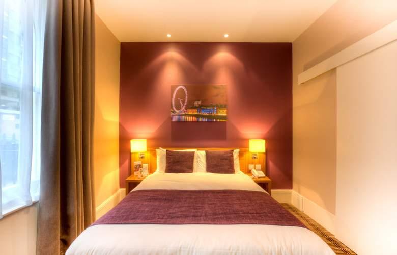 Comfort Inn St.Pancras Kings Cross - Room - 7