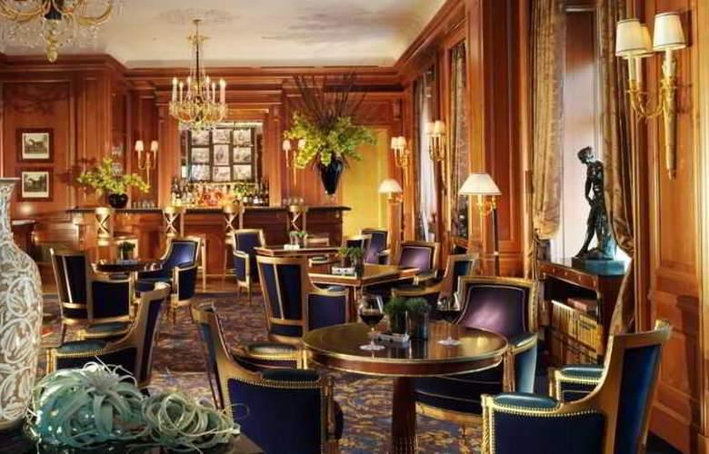 Hotel Four Seasons Des Bergues - Restaurant - 4