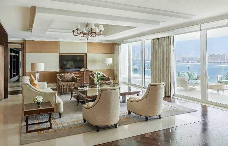 Waldorf Astoria Dubai Palm Jumeirah - Room - 22
