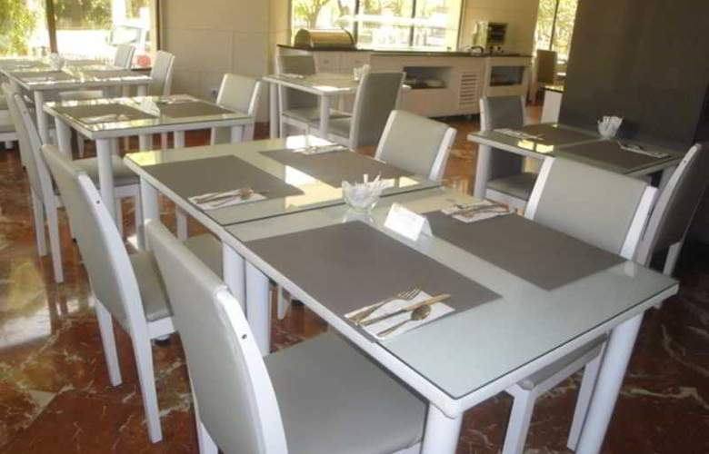 NH Avenida de Jerez - Restaurant - 8