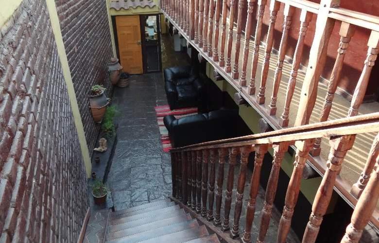 Orquidea Real Hostal - Hotel - 2