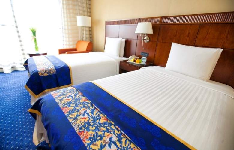 Courtyard by Marriott Pudong - Room - 7