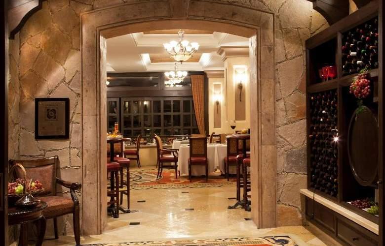 Villa La Estancia Nvo Vallarta Beach Resort & Spa - Restaurant - 34