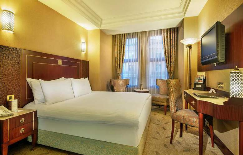 Crowne Plaza Istanbul - Old City - Room - 10