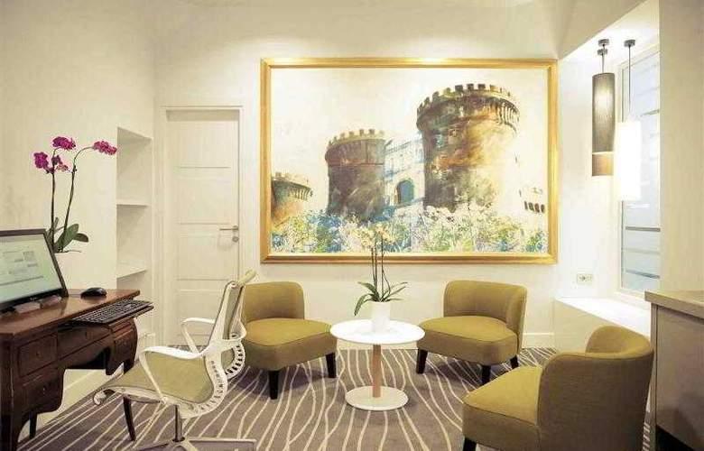 Mercure Napoli Centro Angioino - Hotel - 11