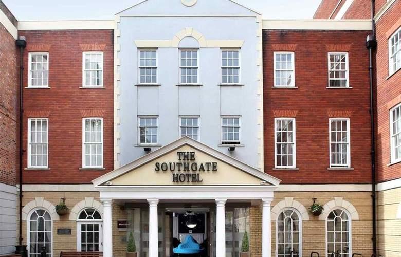 Mercure Southgate - Hotel - 23