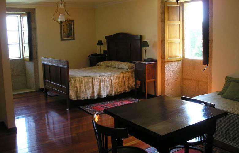 Casa Grande de Fuentemayor - Room - 5