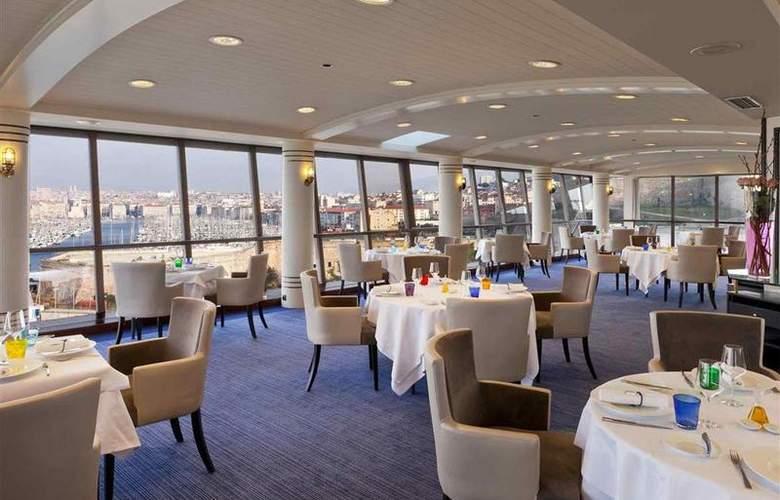 Sofitel Marseille Vieux Port - Restaurant - 67
