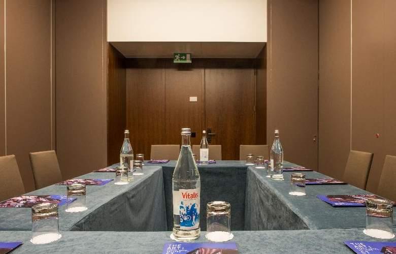 The Artist Porto Hotel & Bistro - Conference - 32