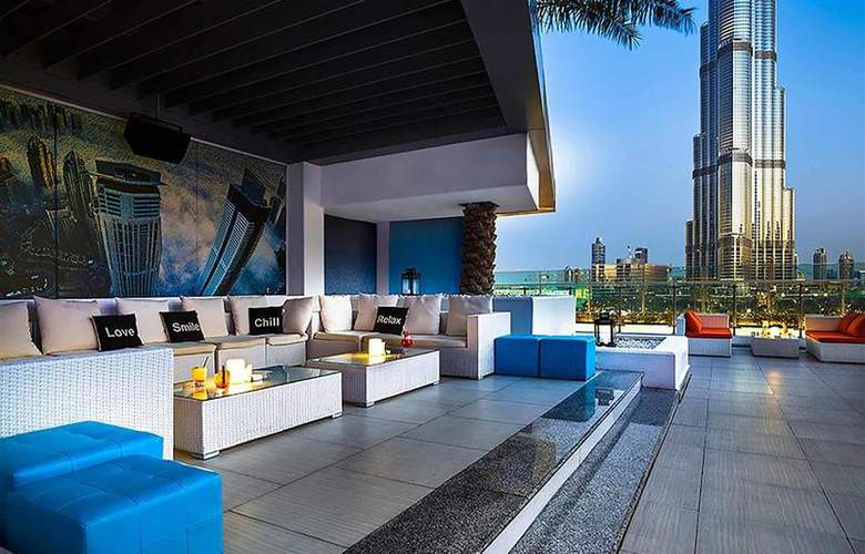 Sofitel Dubai Downtown - Bar - 66