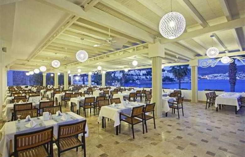 Voyage Bodrum - Restaurant - 12