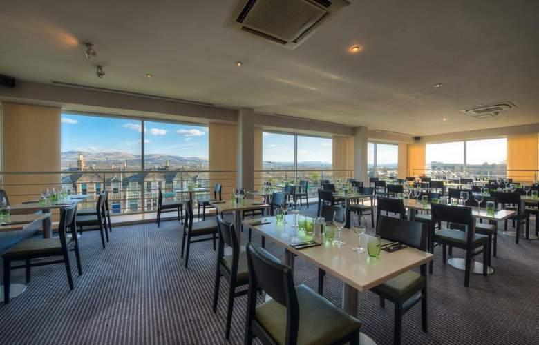 Holiday Inn Edinburgh - Restaurant - 5