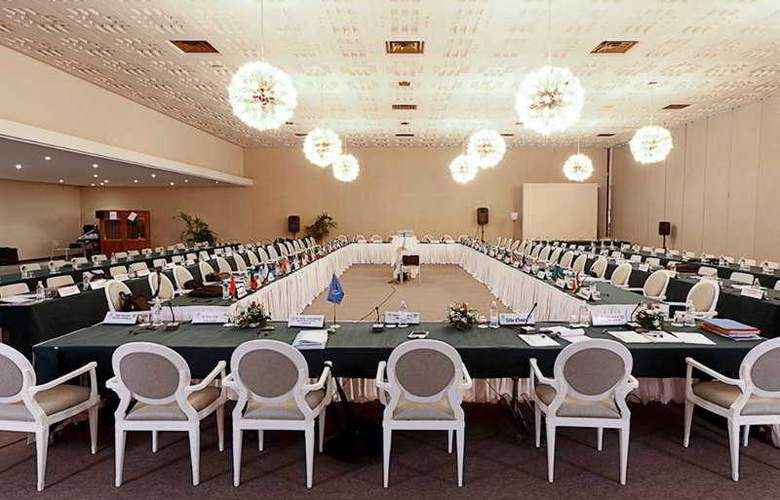 Sofitel Abidjan Hotel Ivoire - Conference - 9