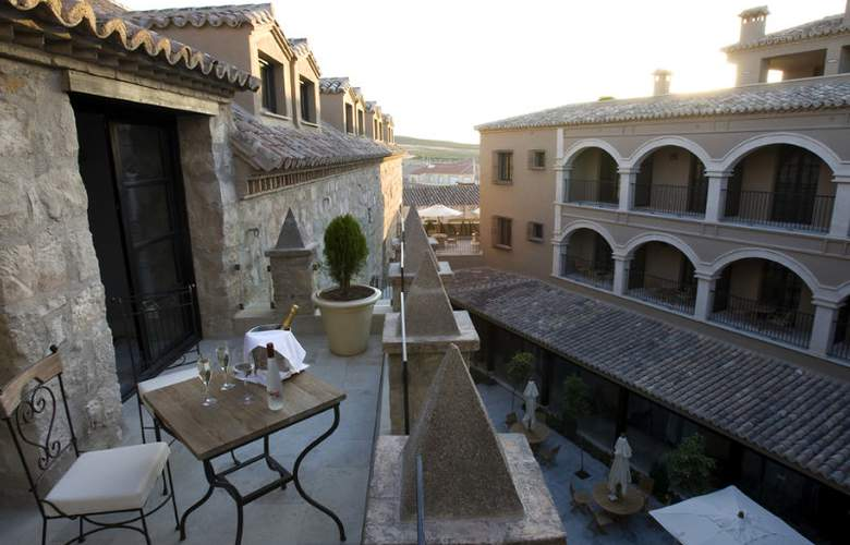 Palacio de Mengibar - Terrace - 8