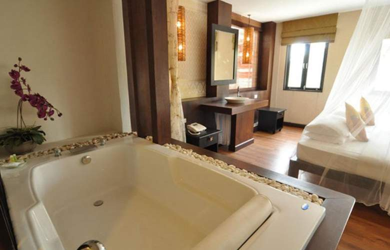 Phuket Heritage Hotel - Room - 6
