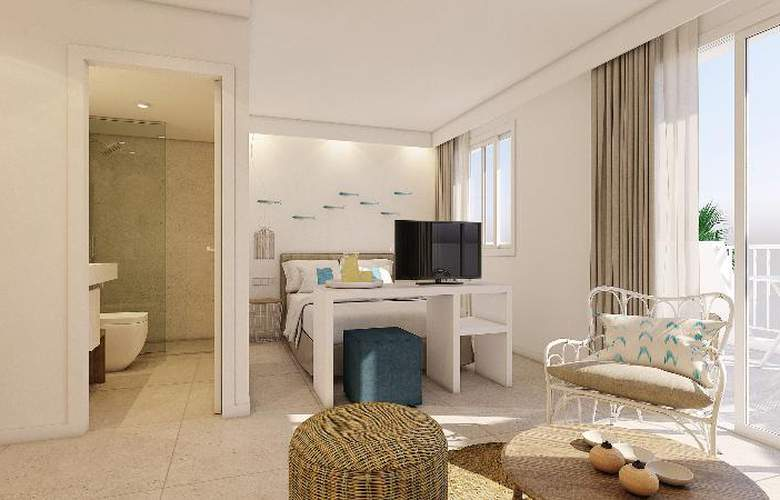 Carema Beach Menorca - Room - 2