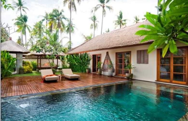 Belmond Jimbaran Puri Bali - Pool - 2
