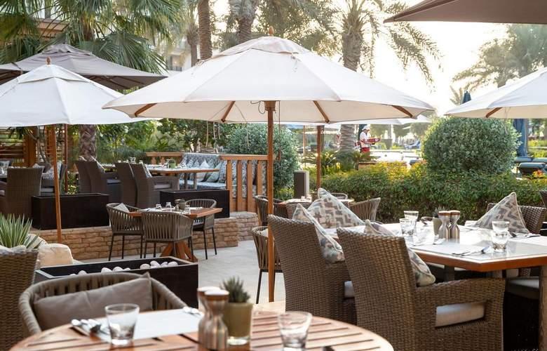 Jumeirah Al Naseem-Madinat Jumeirah - Terrace - 5