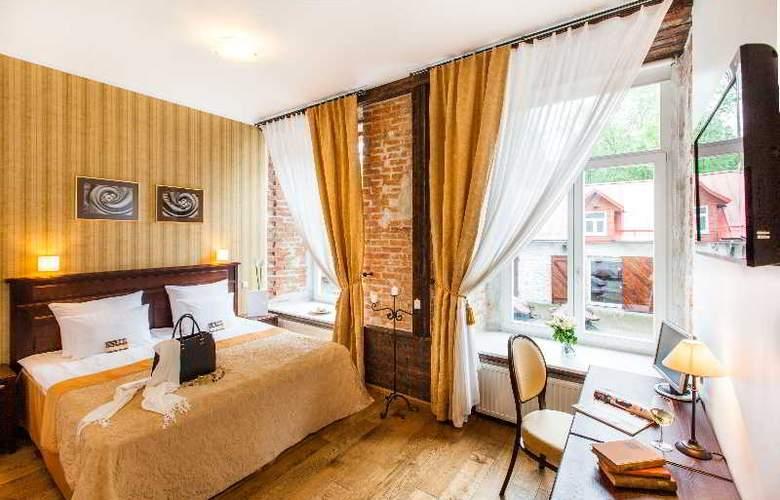 Von Stackelberg Hotel Tallinn - Room - 7