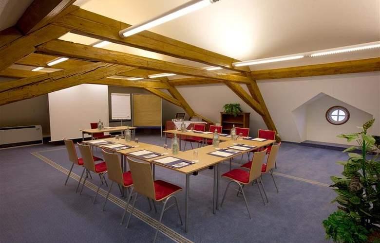 Best Western Premier Hotel Villa Stokkum - Conference - 63