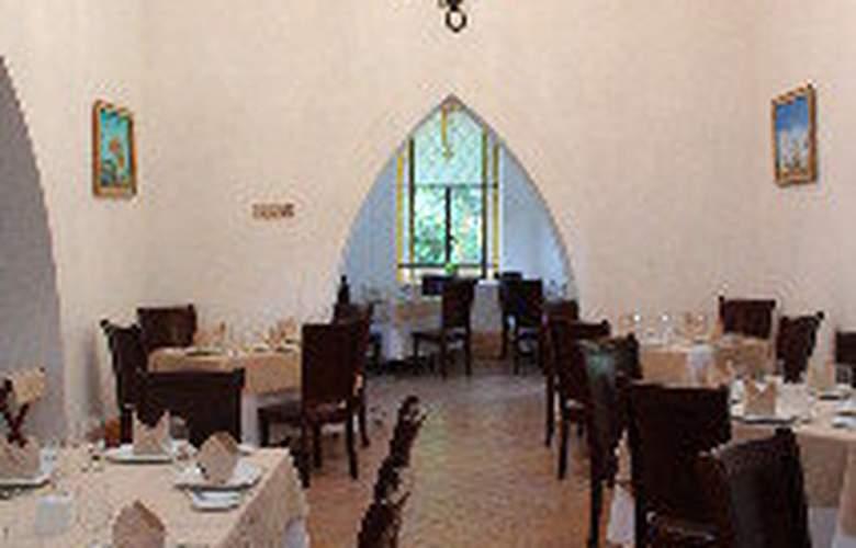Hacienda Misné - Restaurant - 11