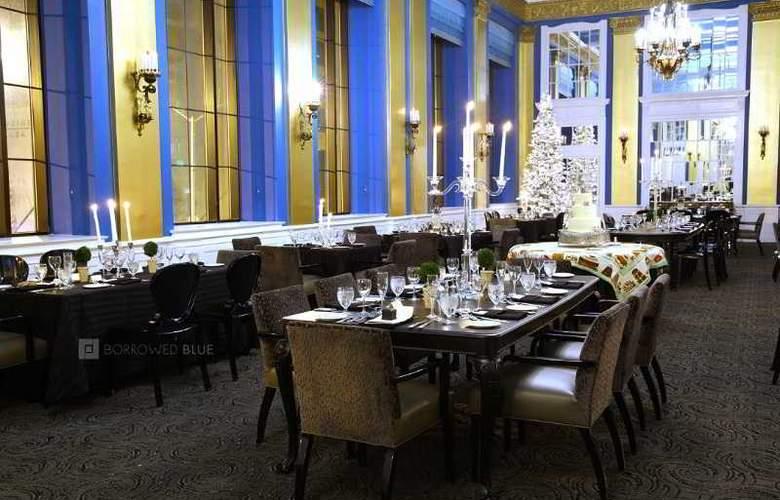 Radisson Plaza Lord Baltimore - Restaurant - 3