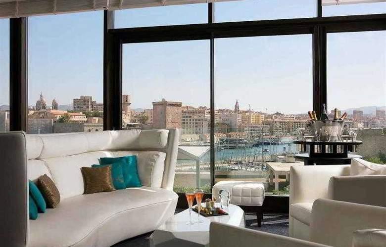 Sofitel Marseille Vieux Port - Hotel - 33